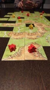 世界的に有名なボードゲーム『カルカソンヌ』