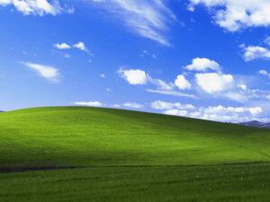 世界で一番有名な草原と言えばこちらでしょう